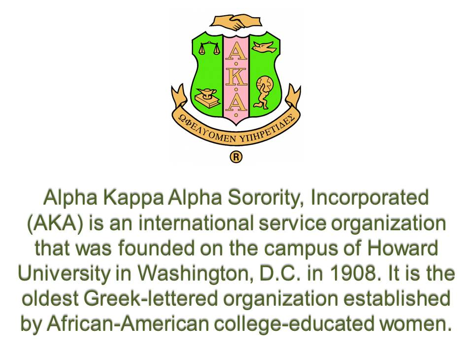 AKA founded in 1908